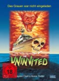 Uninvited - Cover A (Limitiertes Mediabook) (+ DVD) [Blu-ray]