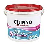 Quelyd Colle toile de verre 5 kg Rose