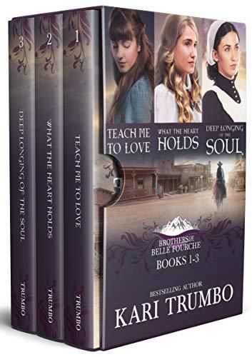 Descargar Libros En Gratis Brothers of Belle Fourche: Books 1-3 (Brothers of Belle Fourche Series Book 1) De Epub A Mobi