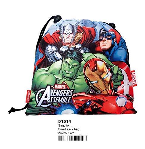 Avengers Saquito guarderia Alliance' Bolsa Gimnasio