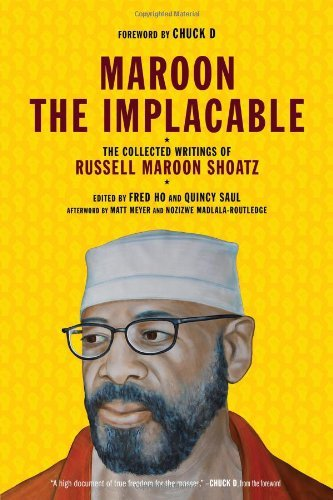 Maroon the Implacable : The Collected Writings of Russell Maroon Shoatz by Russell Maroon Shoatz (2013-04-25)