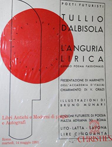 L'ANGURIA LIRICA