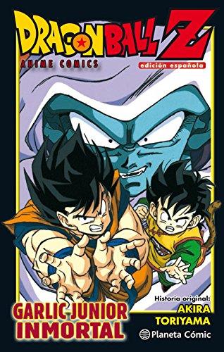 Dragon Ball Z Garlic Junior Inmortal (Manga Shonen)