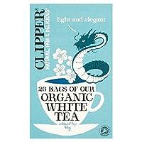 Clipper Organic White Tea Bags 40 Bags, 80g