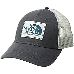 The North Face Mudder Trucker, Cappello da Camionista Unisex-Adulto, Aspgy/Hrsg/Blcr, Taglia Unica