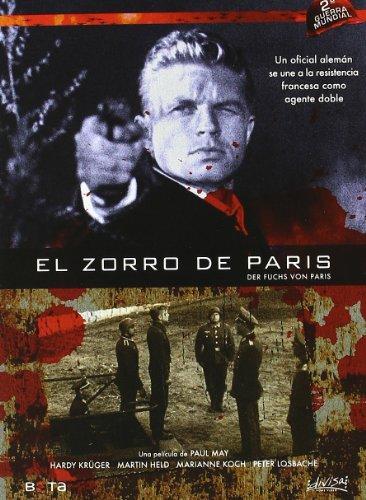 El Zorro De París (Der Fuchs Von Paris) (1957) (Import Edition)