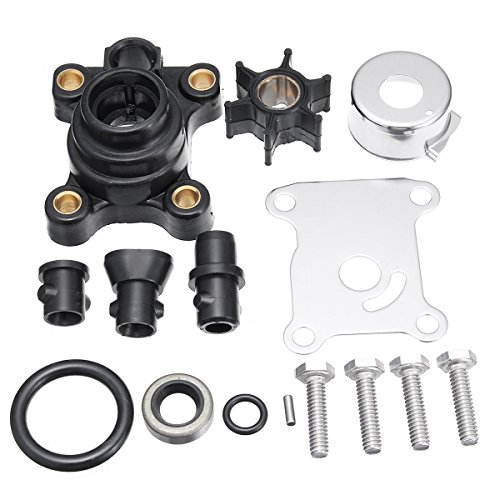 Wooya Water Pumps Propeller Kits for Johnson Evinrude 9.9 HP & 15Hp Outboard 394711 391698