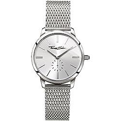 """Thomas Sabo Watches, Damenuhr """"GLAM SPIRIT"""", Edelstahl, WA0248-201-201"""