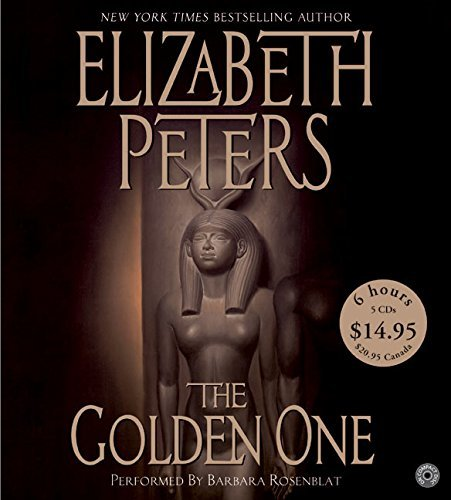 The Golden One (Amelia Peabody Mysteries, Book 14) by Elizabeth Peters (2005-04-05)