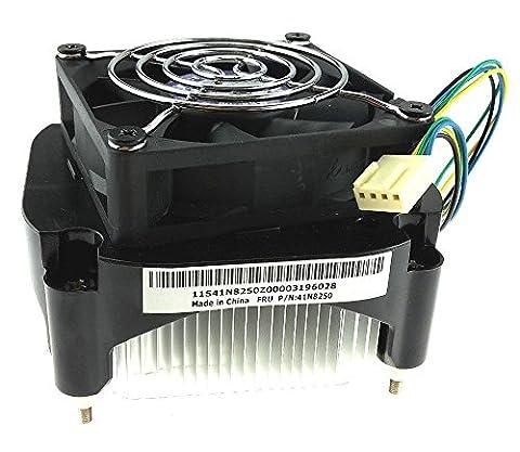 Lenovo 41N8261 ventilateur, refroidisseur et radiateur - ventilateurs, refoidisseurs et radiateurs (Processeur, Refroidisseur, ThinkCentre A55, Noir,