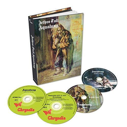 Jethro Tull: Aqualung (40th Anniversary Adapted Edition) (Audio CD)