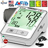 #8: Dr Trust (USA) Atrial Fibrillation STROKE PREVENTION Professional Series - Automatic digital Blood Pressure Testing Monitor BP Machine - ( includes Adapter, Carry Bag, Batteries, Thermometer )