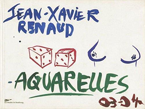 Jean-Xavier Renaud - Aquarelles