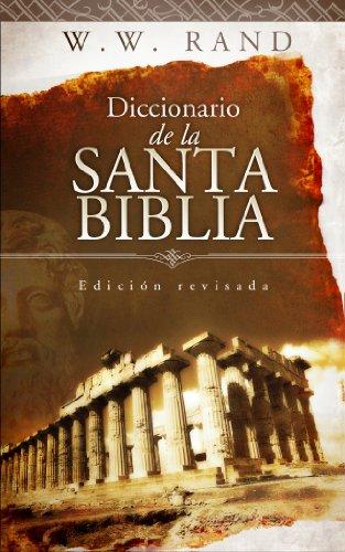 Diccionario de la Santa Biblia por Thomas Nelson