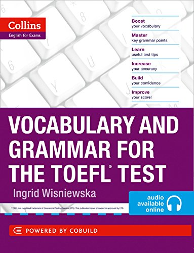 Pdf download vocabulary and grammar for the toefl test collins pdf download vocabulary and grammar for the toefl test collins english for the toefl test full pages by ingrid wisniewska fandeluxe Choice Image