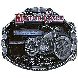 Harley-Davidson - Hebilla de cinturón - para hombre n/a Talla única