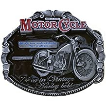 c3610a4cc17 Harley-Davidson - Boucle de ceinture - Homme n a Taille Unique
