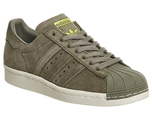 adidas Originals Superstar 80s Sneaker BB2226 Trace Cargo Gr. 42 (UK 8,0)