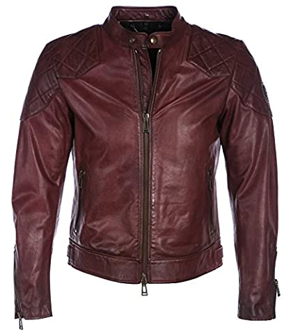 Belstaff - Outlaw Leather Jacket, Oxblood, 50