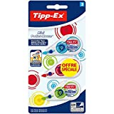 Tipp-Ex Mini Pocket Mouse Pack 3 Band Korrektionsverglasung