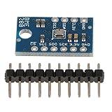 perfk I2C Ruptura de Humedad Temperatura Presión Barométrica Panel de Sensores Herramientas