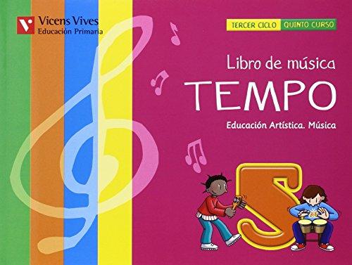 El libro de música tempo 5 andalucía libro (+cd)