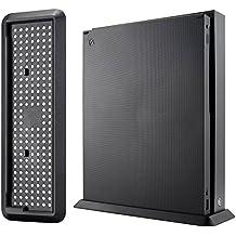 soporte vertical para Xbox One X - ElecGear Vertical Stand para Project Scorpio Edition Console