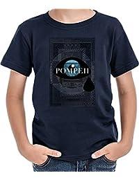 Tears over pompeii Camiseta niños 6/7 yrs