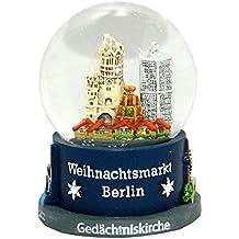 30017 Schneekugelhaus Snowglobe Bola de Nieve como Souvenir de la Ciudad  Berlin e0f32c26b5dff