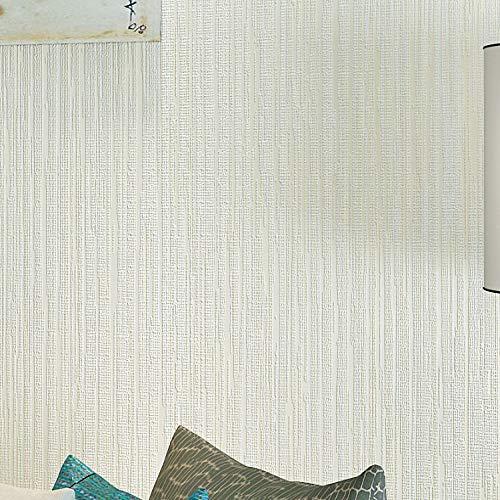 yhyxll Moderner unbedeutender Normallack, der Fernsehhintergrundtapetenschlafzimmerwohnzimmer-Vliestapete mit vertikalen Streifen 3 Sich schart