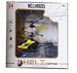 Gifts Online Amazing Flying Sensor Remote Control Helicopter - Easy To Use(Color May Vary)