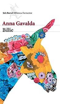 Billie par Anna Gavalda