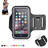 Kimobh Nokia 3 Arm Band Cover Water Proof Hand Fitness Gym Case Arm Band for Jogging Armband & Key Holder Sports Armband Compaitible For Nokia 3