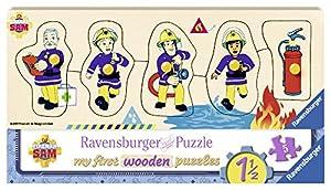 Ravensburger - My First Puzzle, Sam y Sus Amigos (03237)
