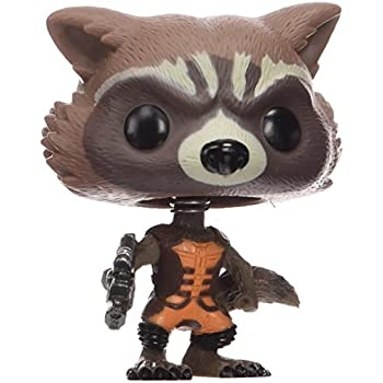 Funko - POP Marvel - GOTG - Rocket Raccoon