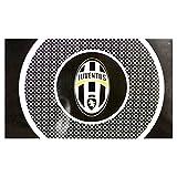 Juventus Bullseye Fahne (5' x 3') - eine Größe