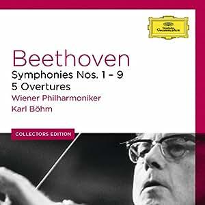 Die Sinfonien 1-9  & 5 Ouvertren
