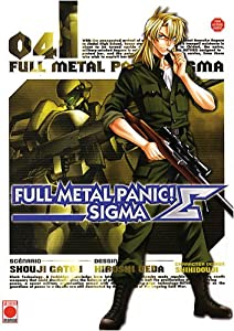 Full Metal Panic - Sigma Edition simple Tome 4