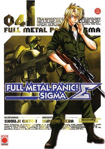 Full Metal Panic Σ (Sigma) Vol.4