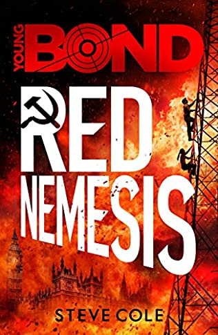 book cover of Red Nemesis