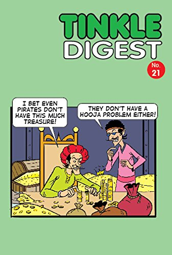 Tinkle Digest  21 (English Edition)
