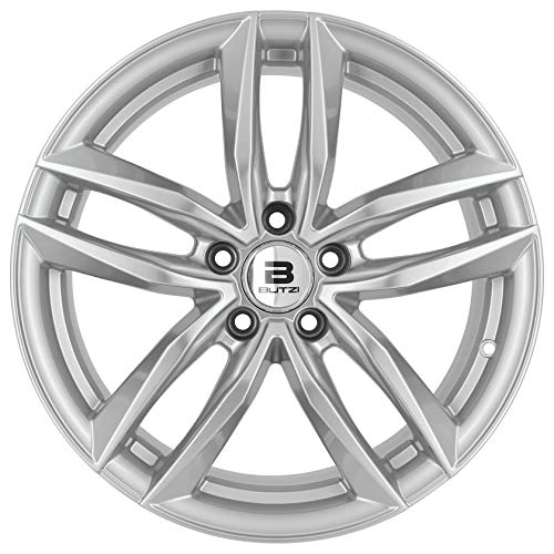 Jante alu BUTZI VULCANO Silver 8.5x19 5X112 ET45 CB66.5