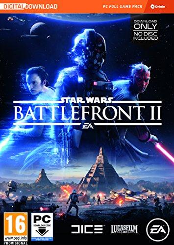 Foto Star Wars Battlefront II - PC - (Codice digitale nella confezione)