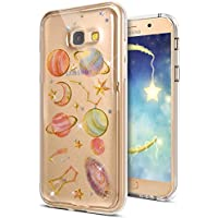 Galaxy A3 2017 Hülle,Galaxy A3 2017 Schutzhülle,Galaxy A3 2017 Silikon Handyhülle TPU Case,KunyFond Kosmischer... preisvergleich bei billige-tabletten.eu