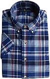 Ralph Lauren Kurzarm Hemd Gr.M, Blue, Classic FIT