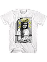2Bhip Saved by The Bell 1990's Miss Bayside Kelly Teen Comedy Sitcom Adult T-Shirt