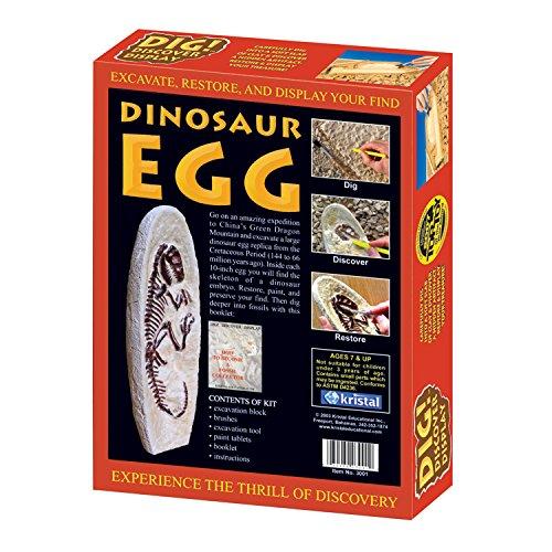 Dig! & Discover Kit: Dinosaur Egg
