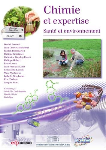 Chimie et expertise : Santé et environnement
