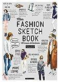 Mon fashion sketch book : 120 croquis de tendance