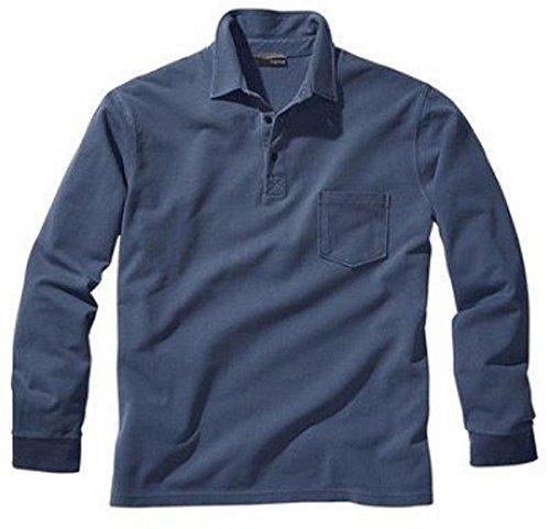 Poloshirt für den Herren von B.C. in Blau Blau